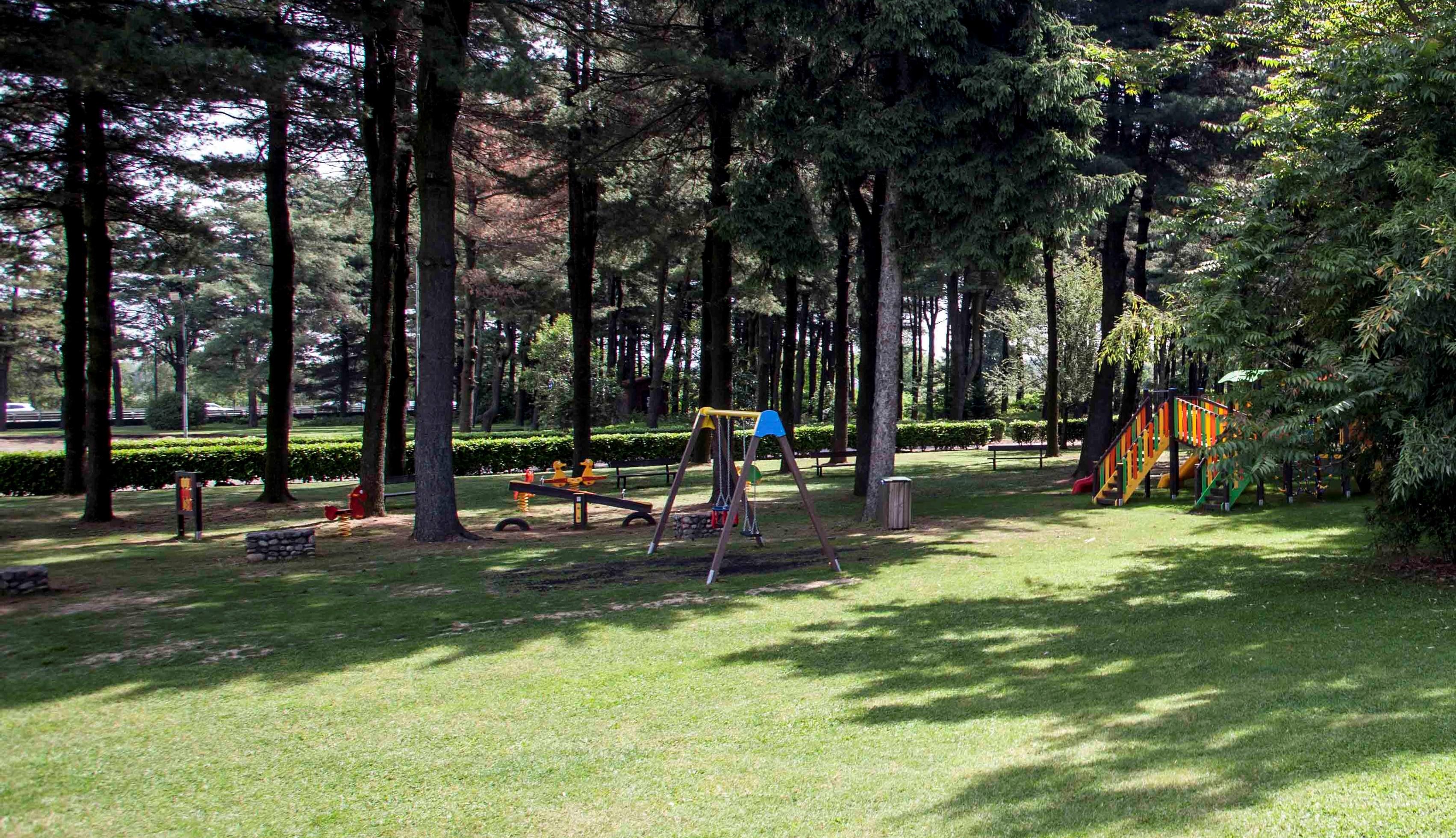 Chalet Nel Parco